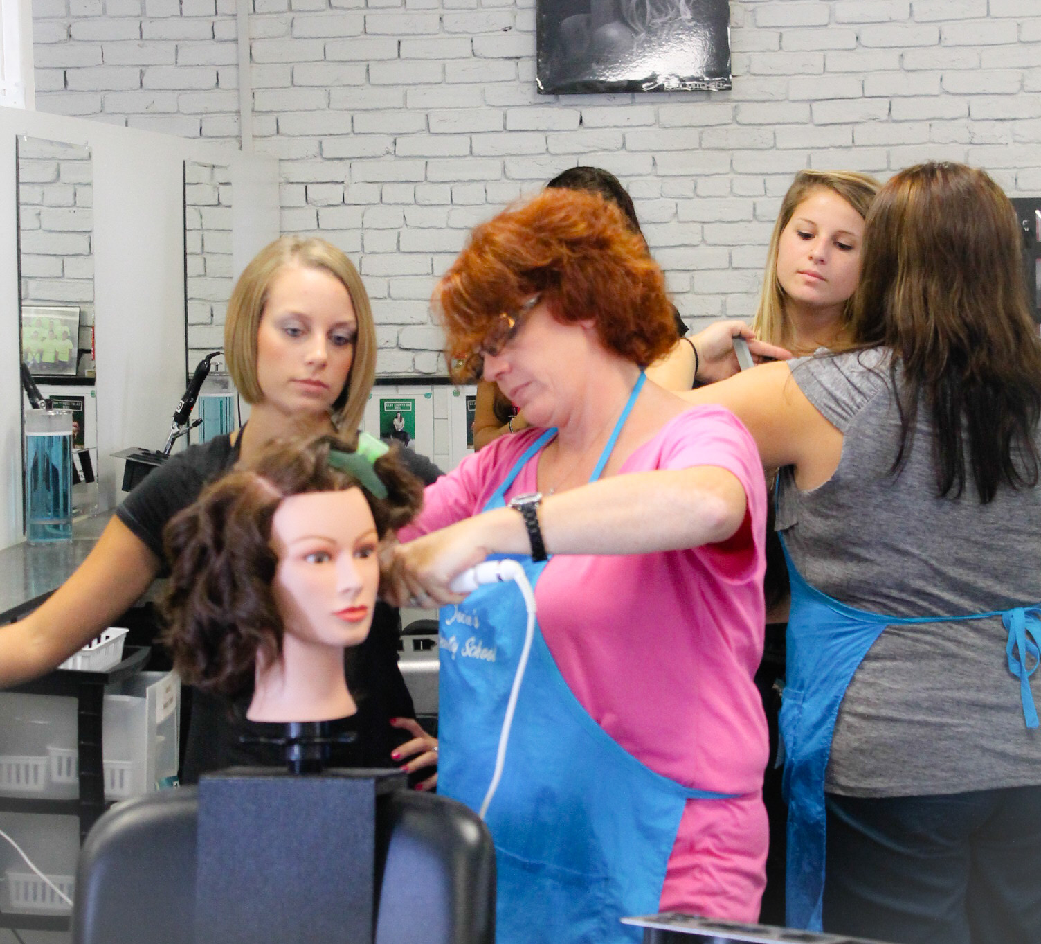 High School Program Jocies Beauty School
